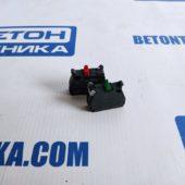 Блок -контейнер ZBE101/Доп.контакт ZBE102
