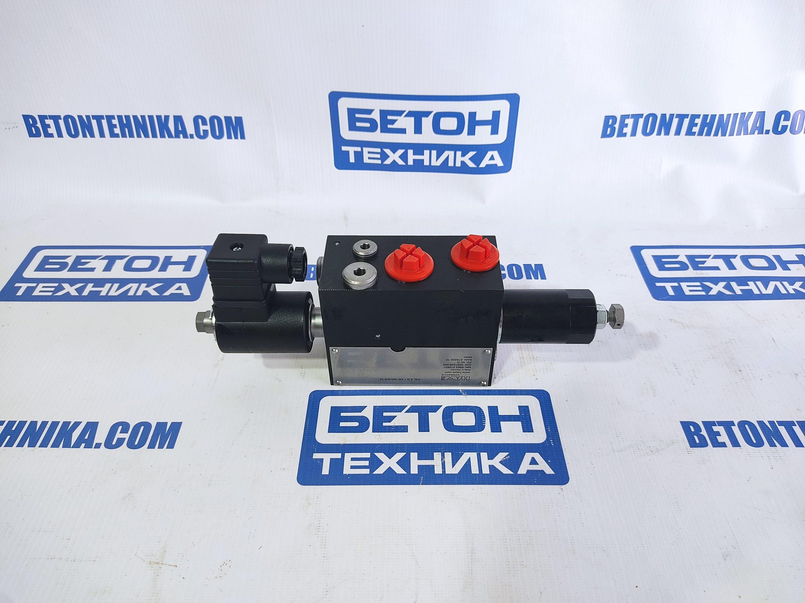 Клапан PSL 3G1Z.D340-2-G24